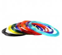 UNID Пластик для 3D ручек с ОРГАНАЙЗЕРОМ, набор разных цветов: PRO-9 (по 10м. 9 цветов в коробке)