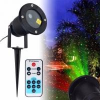 Уличный водонепроницаемый стробоскоп проектор