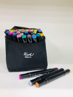 Набор маркеров для скетчинга, 60 цветов