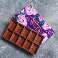 Шоколад молочный «Любимому воспитателю», 27 г 3516017