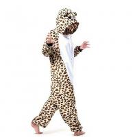 Пижама Кигуруми Леопард размер М (160-170)