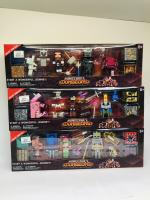20146 Игровые фигурки MINECRAFT Dungeons с кубиками
