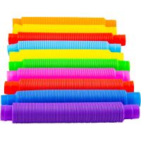 Развивающие Антистресс трубочки , Pop tubes маленькие