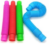 Развивающие Антистресс трубочки / Pop tubes средние