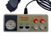 Dendy Controller (квадратные) 9р узкий разъем
