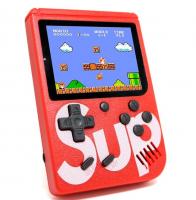 Игровая консоль 8-битная SUP Game Box 400 in 1 с геймпадом