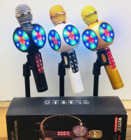 Светящийся караоке-микрофон ws 1816